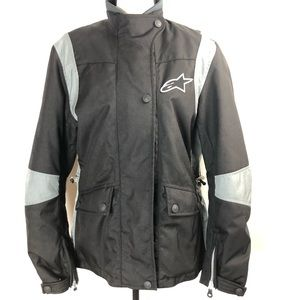 Alpinestars motorcycling jacket women's L